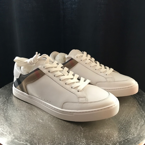 Burberry Shoes   Mens Burberry Sneakers